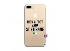 Coque iPhone 7 Plus/8 Plus Rien A Foot Allez St Etienne
