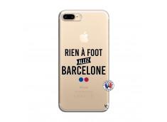 Coque iPhone 7 Plus/8 Plus Rien A Foot Allez Barcelone