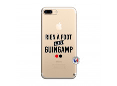 Coque iPhone 7 Plus/8 Plus Rien A Foot Allez Guingamp