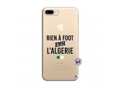 Coque iPhone 7 Plus/8 Plus Rien A Foot Allez L Algerie