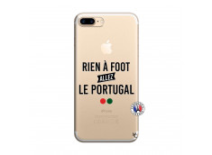 Coque iPhone 7 Plus/8 Plus Rien A Foot Allez Le Portugal