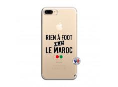 Coque iPhone 7 Plus/8 Plus Rien A Foot Allez Le Maroc