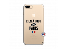 Coque iPhone 7 Plus/8 Plus Rien A Foot Allez Paris