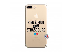 Coque iPhone 7 Plus/8 Plus Rien A Foot Allez Strasbourg