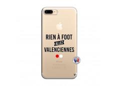 Coque iPhone 7 Plus/8 Plus Rien A Foot Allez Valenciennes