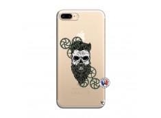 Coque iPhone 7 Plus/8 Plus Skull Hipster