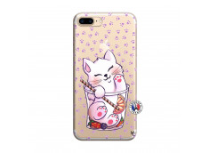 Coque iPhone 7 Plus/8 Plus Smoothie Cat