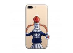 Coque iPhone 7 Plus/8 Plus Super Maman Et Super Bébé