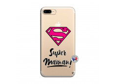 Coque iPhone 7 Plus/8 Plus Super Maman