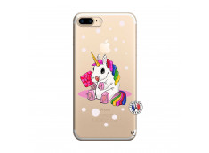 Coque iPhone 7 Plus/8 Plus Sweet Baby Licorne