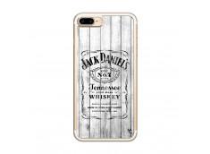 Coque iPhone 7 Plus/8 Plus White Old Jack Translu