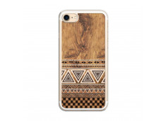 Coque iPhone 7/8 Aztec Deco Translu