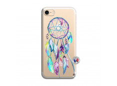 Coque iPhone 7/8 Blue Painted Dreamcatcher