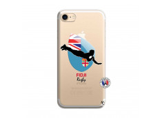 Coque iPhone 7/8 Coupe du Monde Rugby Fidji