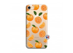 Coque iPhone 7/8 Orange Gina