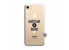Coque iPhone 7/8 Gouteur De Biere