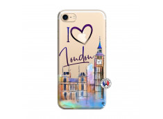 Coque iPhone 7/8 I Love London