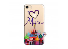 Coque iPhone 7/8 I Love Moscow