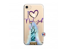 Coque iPhone 7/8 I Love New York