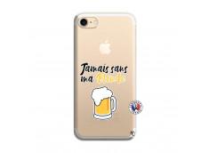 Coque iPhone 7/8 Jamais Sans Ma Blonde