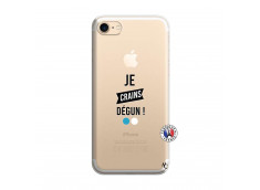 Coque iPhone 7/8 Je Crains Degun