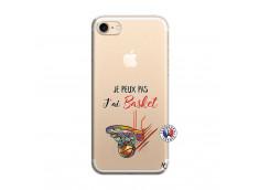 Coque iPhone 7/8 Je Peux Pas J Ai Basket