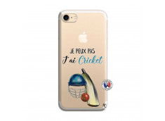 Coque iPhone 7/8 Je peux pas j'ai cricket