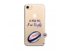 Coque iPhone 7/8 Je Peux Pas J Ai Rugby