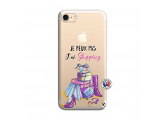 Coque iPhone 7/8 Je Peux Pas J Ai Shopping