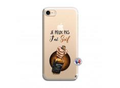 Coque iPhone 7/8 Je Peux Pas J Ai Soif