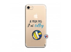 Coque iPhone 7/8 Je Peux Pas J Ai Volley