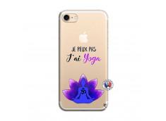 Coque iPhone 7/8 Je Peux Pas J Ai Yoga