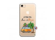 Coque iPhone 7/8 Je Peux Pas Je Suis A La Retraite
