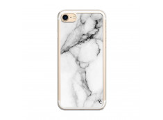 Coque iPhone 7/8 White Marble Translu