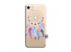 Coque iPhone 7/8 Multicolor Watercolor Floral Dreamcatcher