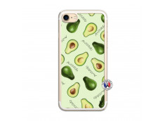 Coque iPhone 7/8 Sorbet Avocat Translu