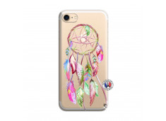 Coque iPhone 7/8 Pink Painted Dreamcatcher