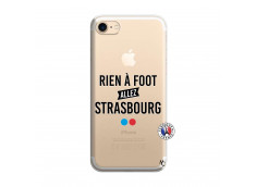 Coque iPhone 7/8 Rien A Foot Allez Strabourg