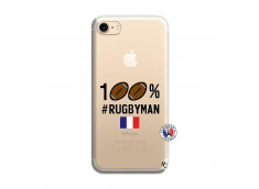 Coque iPhone 7/8 100% Rugbyman