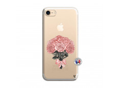 Coque iPhone 7/8/se 2020 Bouquet de Roses