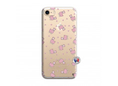 Coque iPhone 7/8/se 2020 Petits Moutons