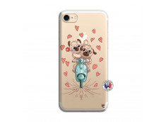 Coque iPhone 7/8/se 2020 Puppies Love
