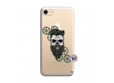 Coque iPhone 7/8 Skull Hipster