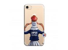 Coque iPhone 7/8 Super Maman Et Super Bébé