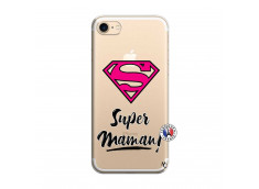 Coque iPhone 7/8 Super Maman
