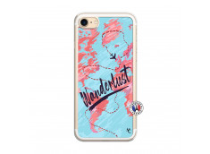 Coque iPhone 7/8 Wanderlust Translu