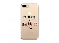 Coque iPhone 7Plus/8Plus Hybrid J' peux pas j'ai Quidditch