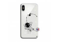 Coque iPhone X/XS Astro Girl