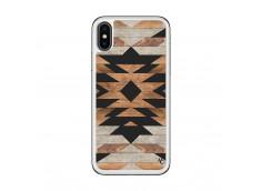 Coque iPhone X/XS Aztec Translu