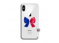 Coque iPhone X/XS Allez Les Bleues